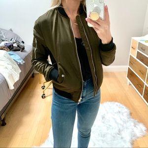 Zara Bomber